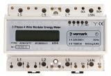 Електромер трифазен ADM100TC, електронен 3x10 A (60 A) директен 230/380 VAC, LCD дисплей
