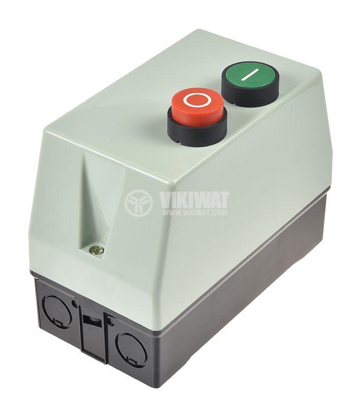 Motor Starter VCX2-09,  380 VAC, 9 A, 4-6 A - 1