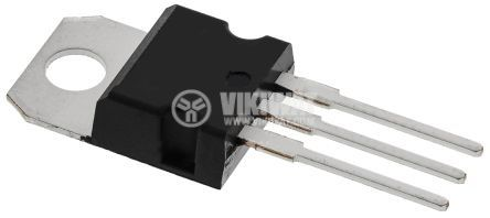 Integrated circuit L78S24CV, THT