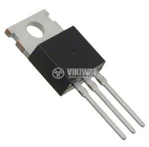 IC LM317T, 1.2V to 37V voltage regulator, TO-220