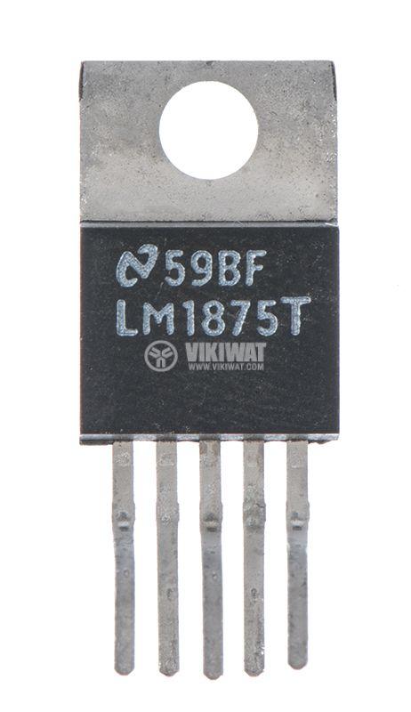 Интегрална схема LM1875T - 1