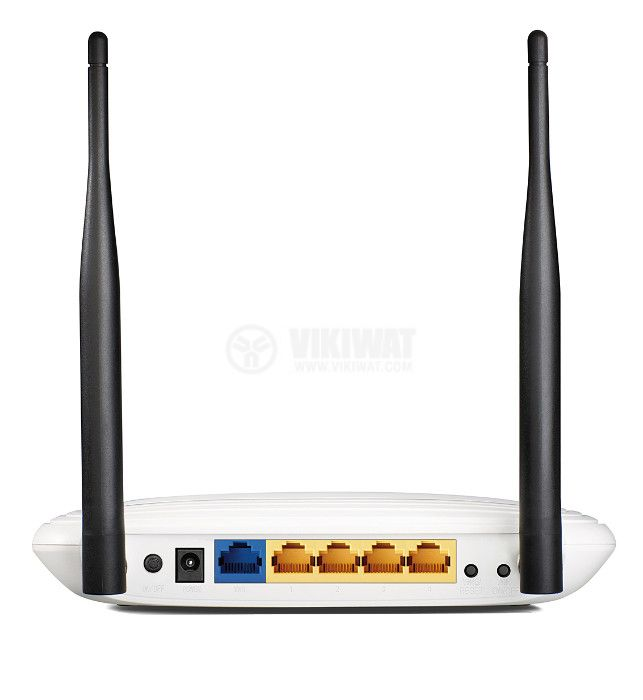 Wireless router TP-LINK, TL-WR841N, 300Mbps - 3