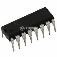 Интегрална схема CA3161E, BCD to Seven Segment Decoder/Driver