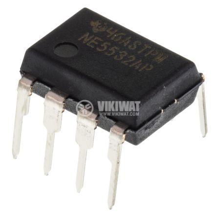 Интегрална схемаоперационен усилвател NE5532AP