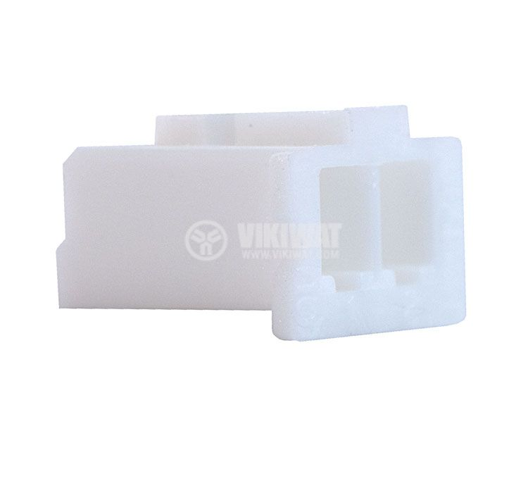 Connector female, VF25002-2Y, 2 pins - 3