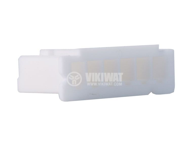 Конектор за обемен монтаж женски, VF25002-6Y, 6 пина - 3