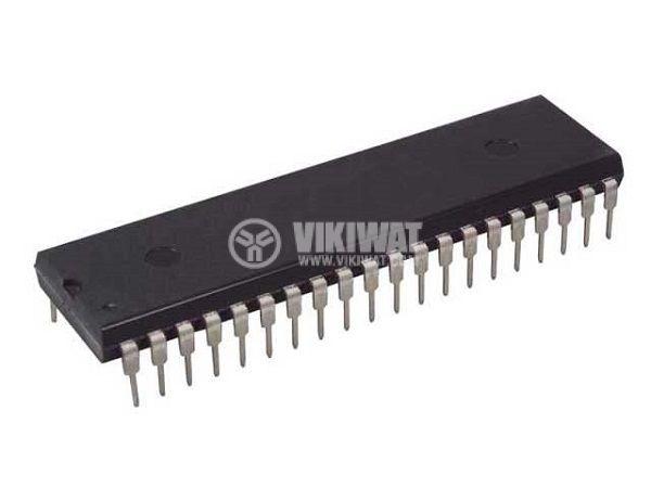 Интегрална схема SAB8052B-P демонтиран