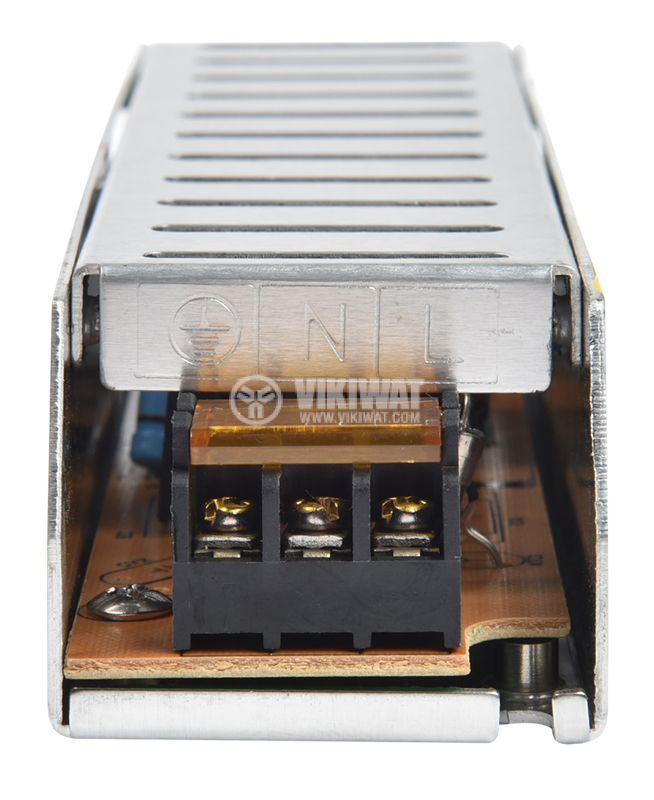 LED захранване 24VDC, 60W, 2.5A, IP20, BY02-10600 - 7
