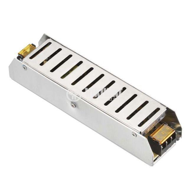 LED захранване 24VDC, 60W, 220VAC, 2.5A, IP20, невлагозащитено, BY02-10600 - 2