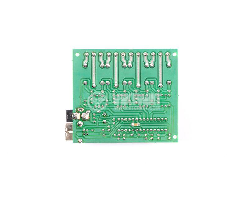 4 Релеен USB таймер 12 V - 2