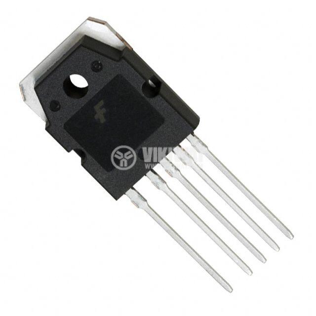 Интегрална схема KA3S0680RF, драйвер за импулсни захранвания, Fairchild Power Switch, TO-3P-5L
