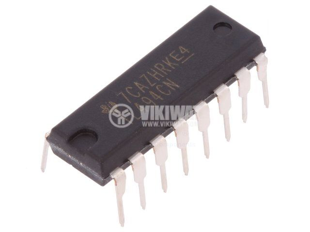 Integrated circuit TL494CN PMIC DC / DC switch PWM controller