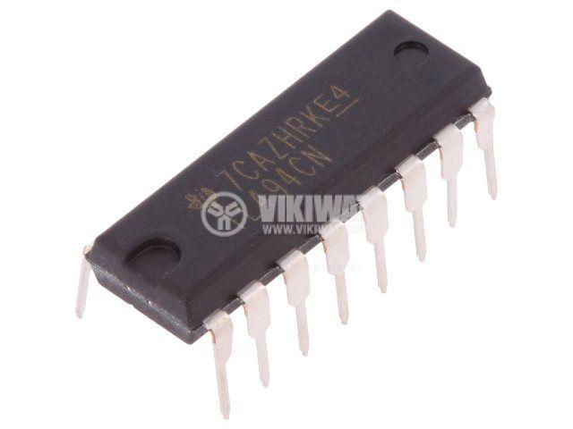 Интегрална схема TL494CN PMIC DC/DC превключвател контролер PWM