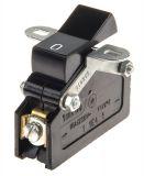 Rocker превключвател, 2 позиции, OFF-ON, 16A/250VAC, отвор 35x15mm