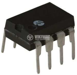 Стабилизатор на напрежение 5209, 1.8-5V, 0.5A, LOW-NOISE LOW-DROPOUT VOLTAGE REGULATOR WITH SHUTDOWN, DIP8 - 1