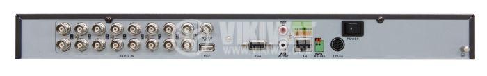 Digital DVR, H.264, HIKVISION DS-7216HFI-ST/SN, 16ch - 2