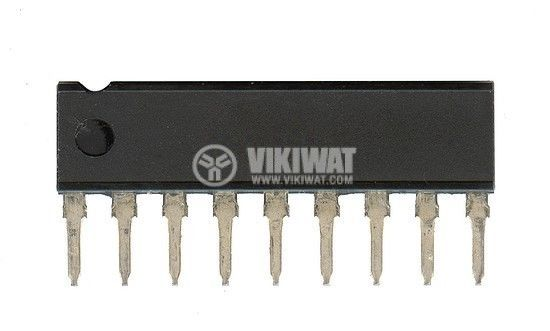 Интегрална схема TA7137P, Pre-amplifier, SIP9