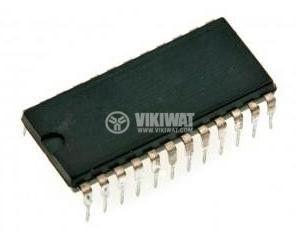 Интегрална схема TA7193P, TV Chroma processor(PAL System), DIP24