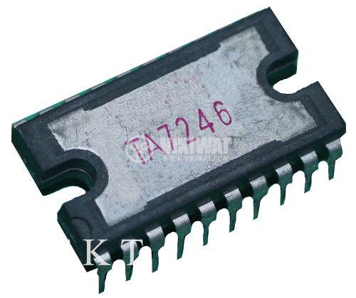 Интегрална схема TA7246P, DIP20