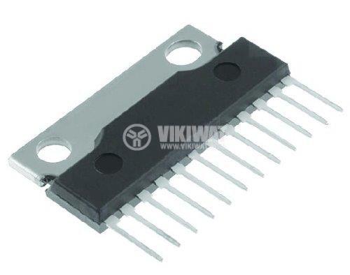 Интегрална схема TA7268, 11W Audio power amplifier for TV, SIP12