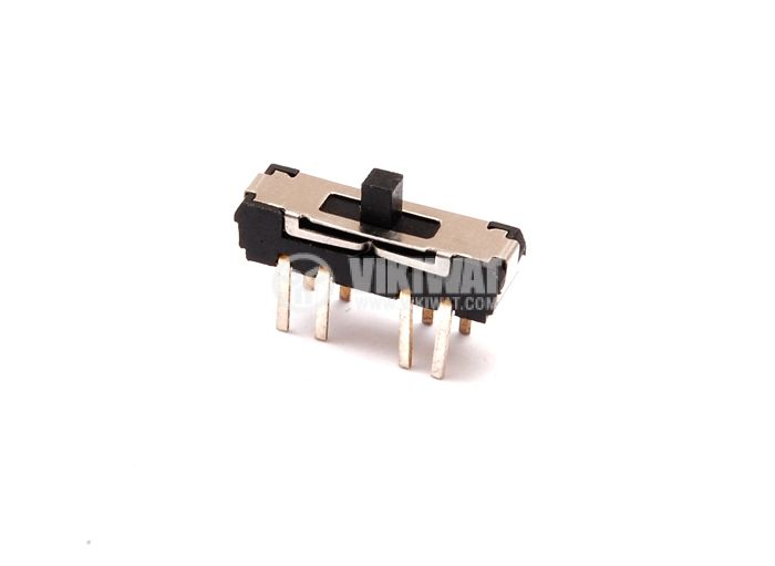 Micro Switch, 30 V, 0.1 A, SMD