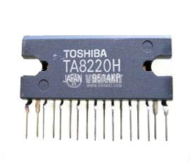 Интегрална схема TA8220