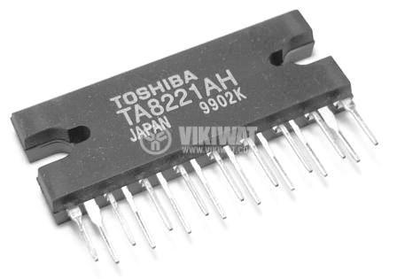 Интегрална схема TA8221