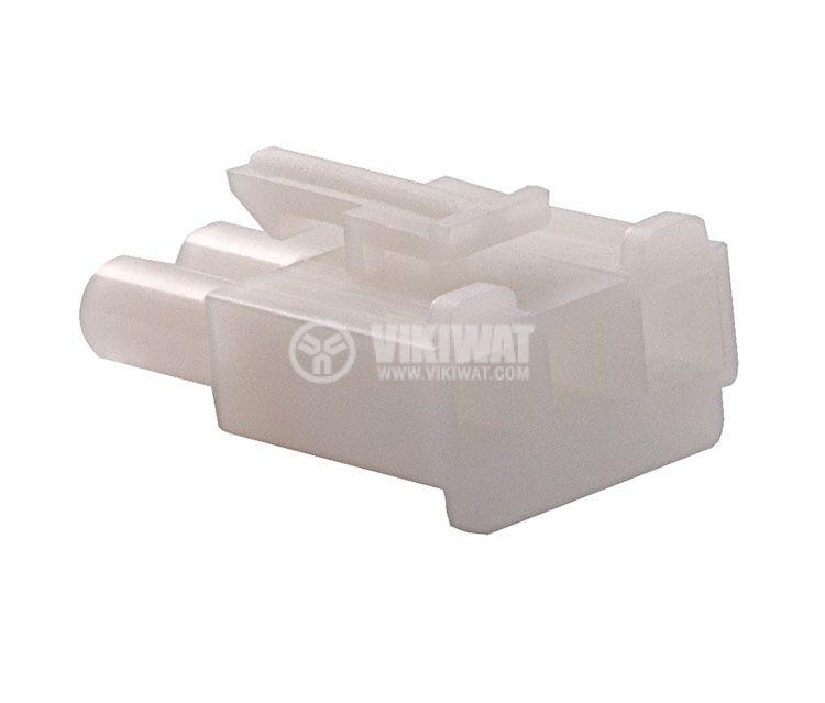 Конектор за обемен монтаж мъжки, VF67001-3R, 3 пина - 2