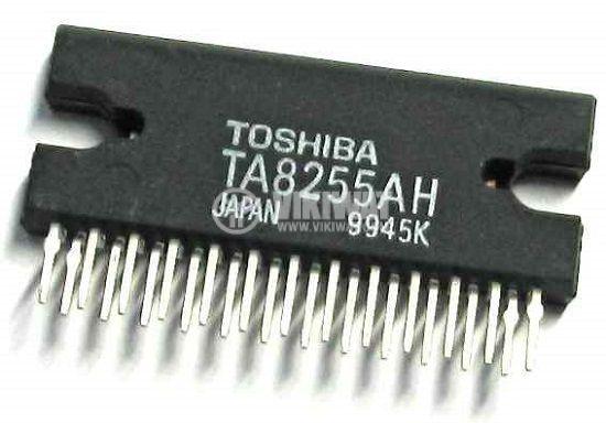 Интегрална схема TA8255