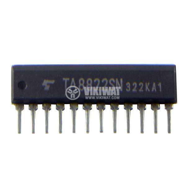 Интегрална схема TA8822