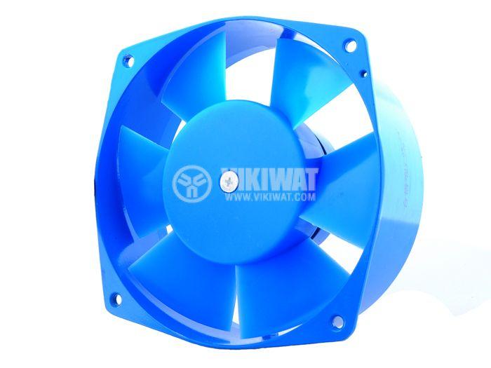 Axial Fan 150FZY2-D, 220VAC, 0.15A,  Ф156 x 60mm - 1