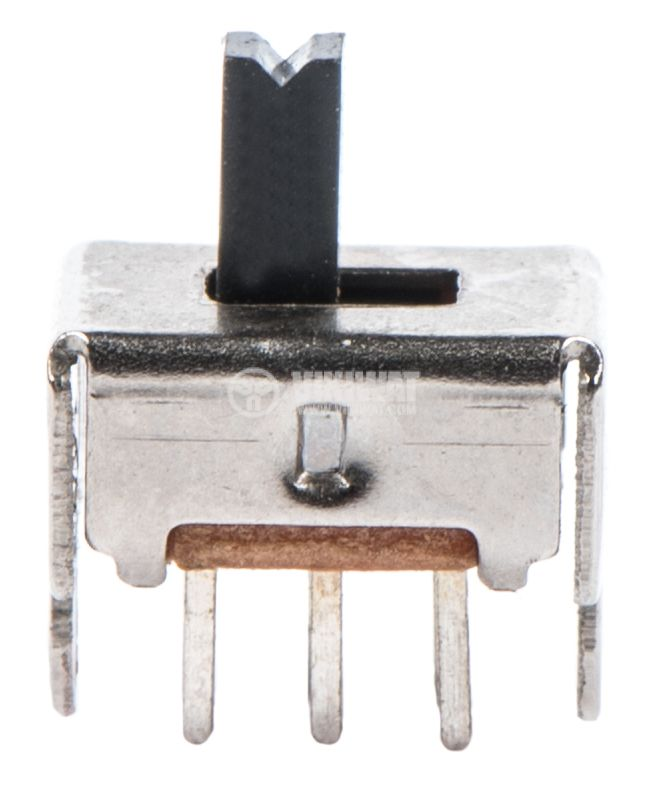 Превключвател 2 позиции, 50VDC, 0.5A, 2xSPDT - 1