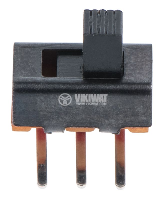 Превключвател 2 позиции, 50VDC, 0.6A, SPDT - 1
