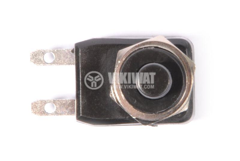 Превключвател, CY02B1B, 2А / 230VAC, NO, задържащ - 2