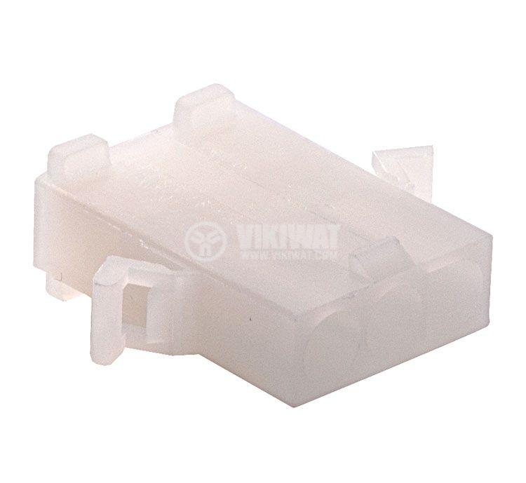Connector female, VF67000-3R, 3 pins - 1