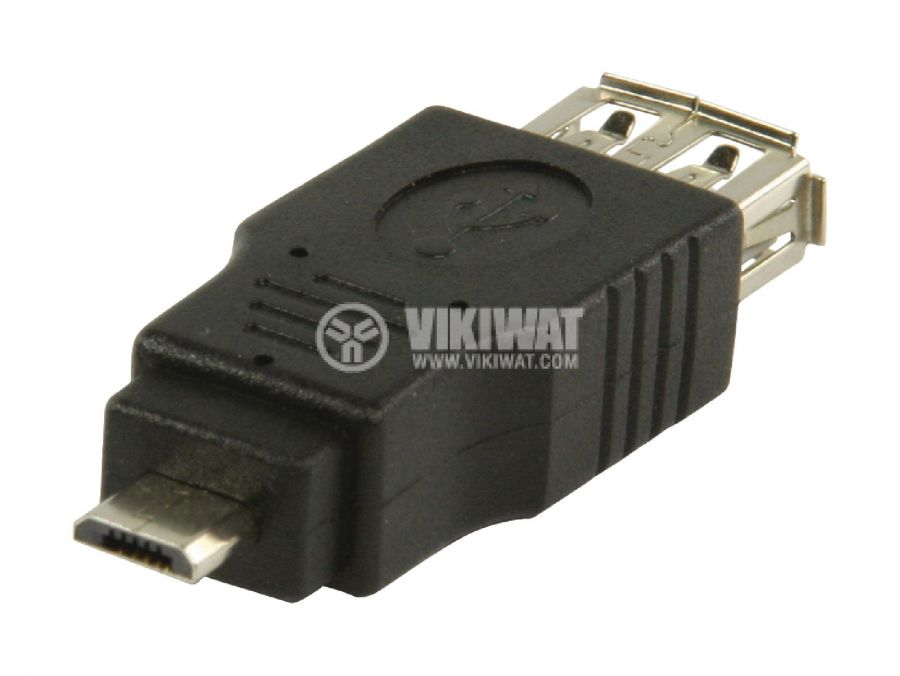 Конектор USB- micro USB - 1