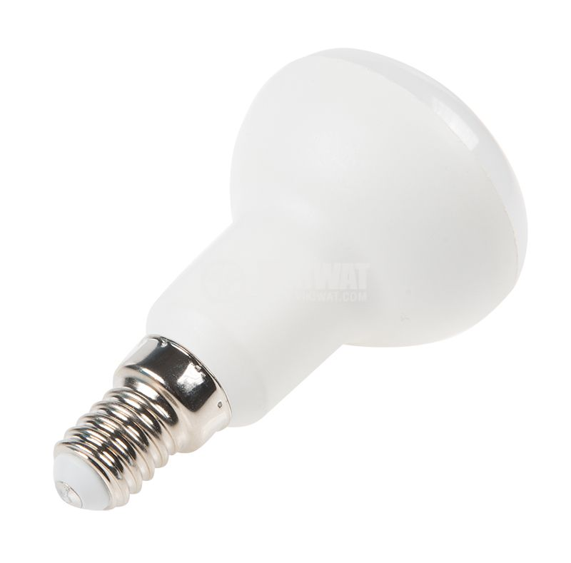 LED lamp 6W, E14, 230VAC, 530lm, 3000K - 3