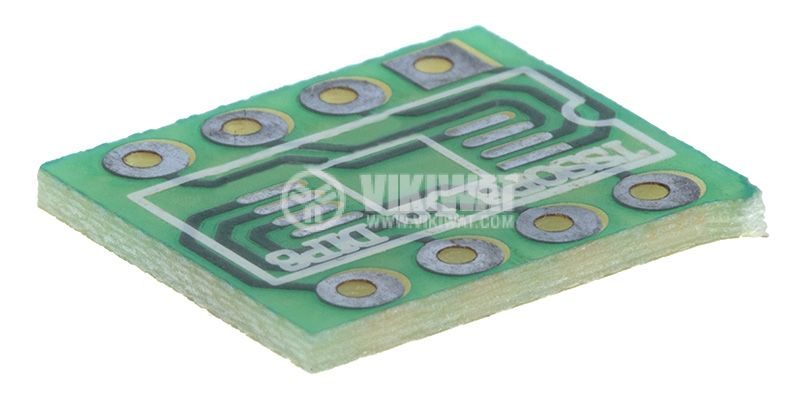 Circuit board SMD TSSOP8 to DIP8  - 3