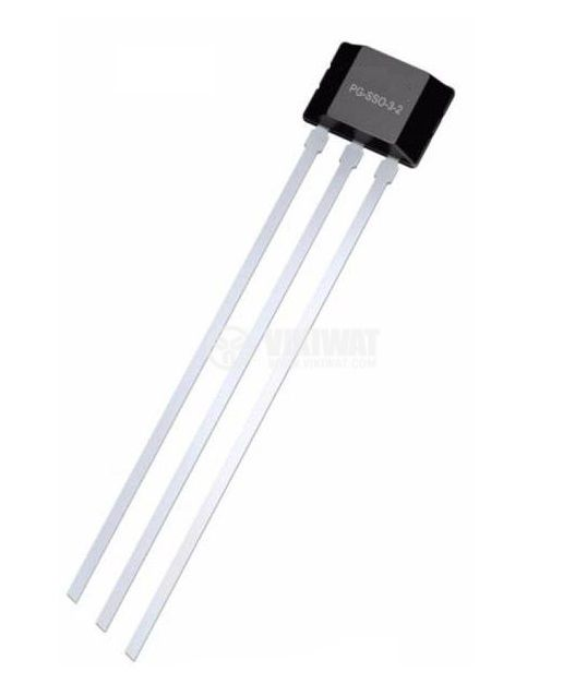 Датчик на Хол, TLE4935L PG-SSO-3-2, 3.8-32 VDC, 100 mA, 3 pins - 1