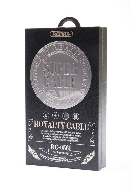 USB cable Remax Royalty RC-056i - 5