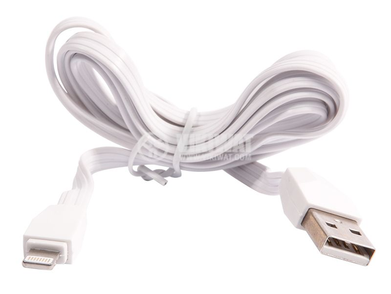 Charger for iPhone, Apple products, with Micro USB cable, LDNIO A2405Q - 3