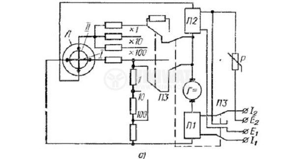 Уред за измерване на съпротивлението на заземяване MC-08 - 5