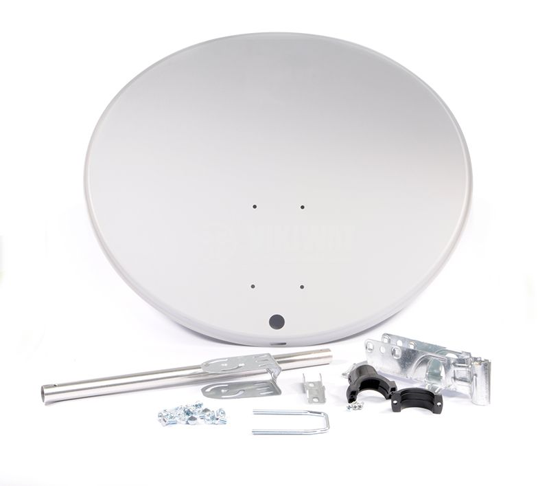 Satellite dish, 50 х 45 cm Bulsat
