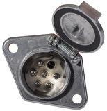 Съединител-букса за ремарке, SMR, S-080-02 , 24 V DC, мъжка
