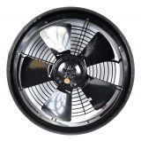 Вентилатор, промишлен, аксиален, BDRAX 300-2K, ф300mm, 220VAC, 163W, 2300m3/h