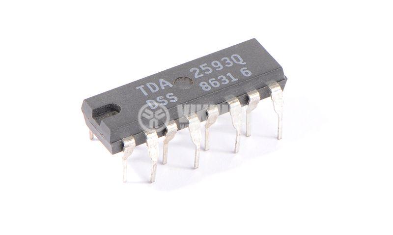 Интегрална схема TDA2593Q