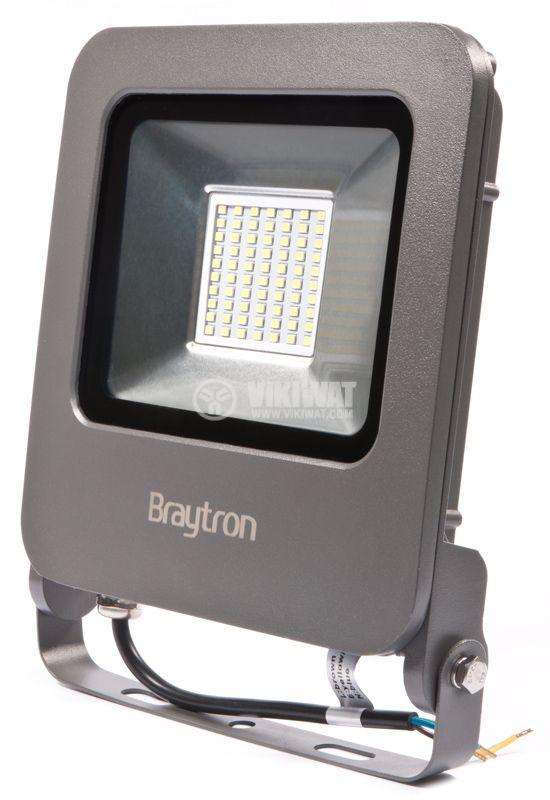LED Floodlight 50W, 220V, 6500K - 3