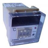 Термоконтролер, E5C4, 220 VAC, 0°C до 999 °C, за термодвойка тип K, с релеен изход