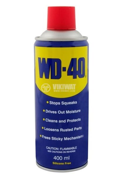 Spray WD-40, 400ml, with multi-use
