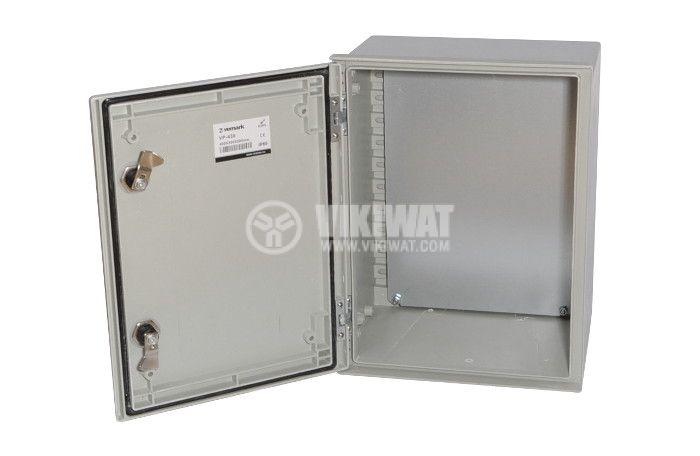 Polyester box VP-540, 500x400x200mm, IP65 - 2